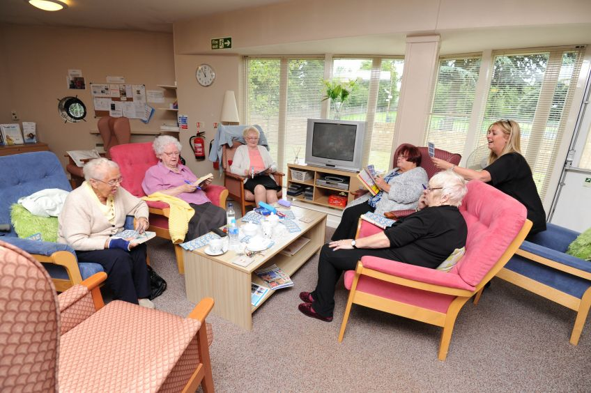 Cube tenants keeping busy in Ruchazie.