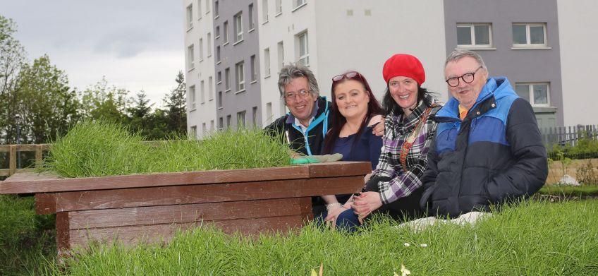 Delighted Cube tenant mark refurbishment of Collina Street