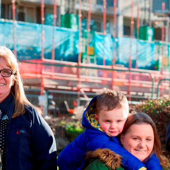 Anti-social crackdown in Broomhill