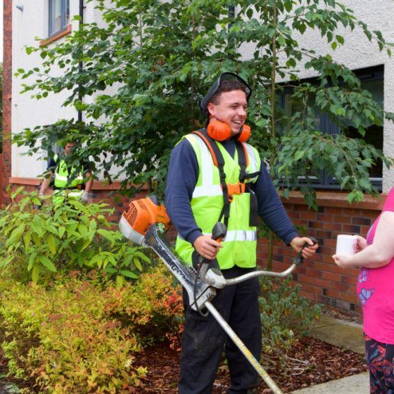 Neighbourhood Environmental Team