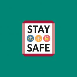 Stay Safe logo big