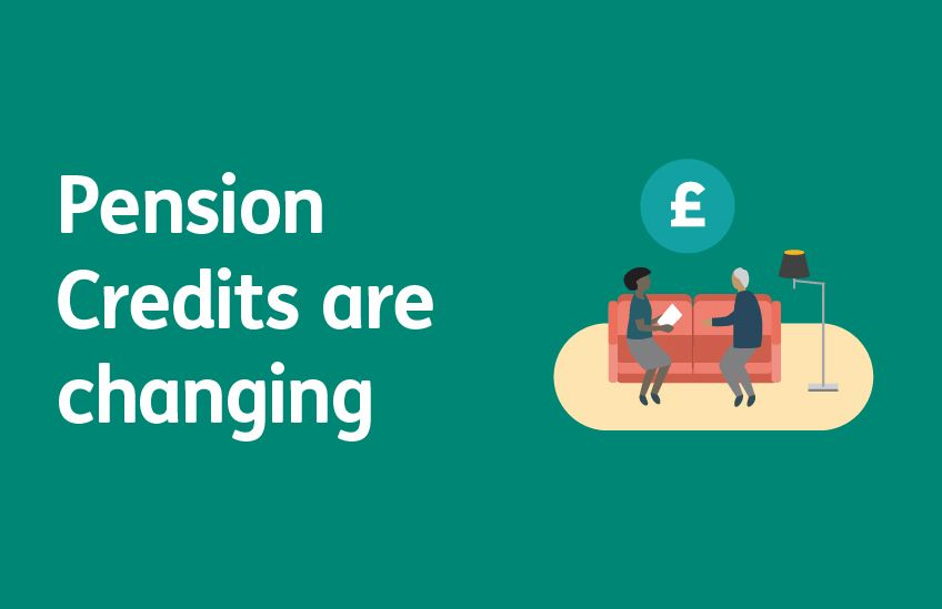 Pension Credits are changing